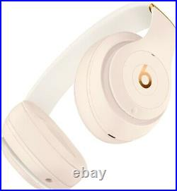 Beats by Dr. Dre Studio 3 Wireless Noise Cancelling Headphones Porcelain Rose