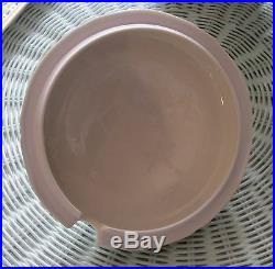 LARGE SOUP TURREN with LID Rosenthal CLASSIC SANSSOUCI GOLD CHINA EMBOSSED ROSE