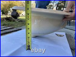 Vintage Crane China Sink New Never Used Avail Suntan, Aztec Gold, Jade